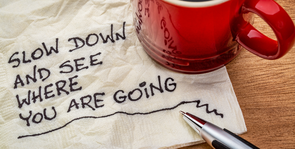 The Holidays are a Great Time to Slow Down & Assess Your Business and Personal Goals