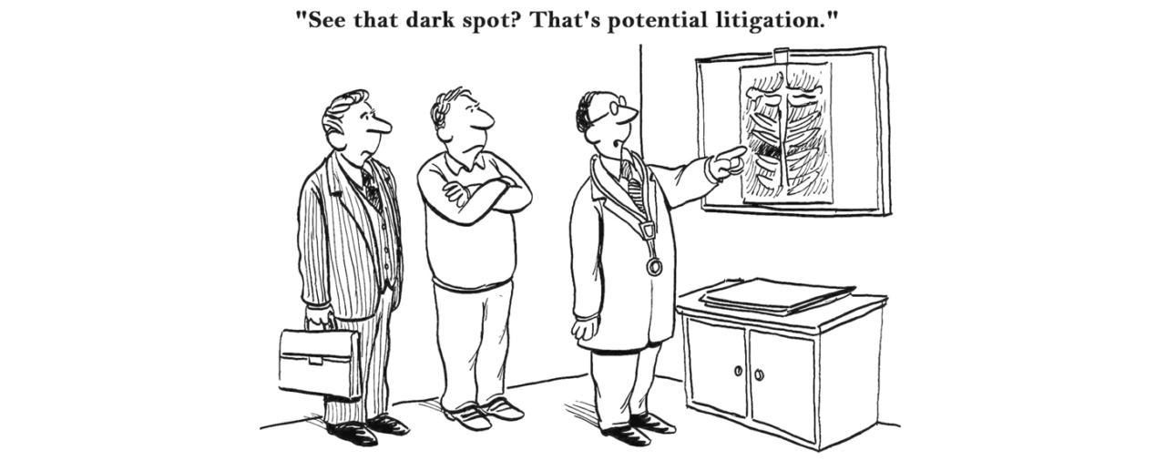 The Risks and Benefits of Litigation