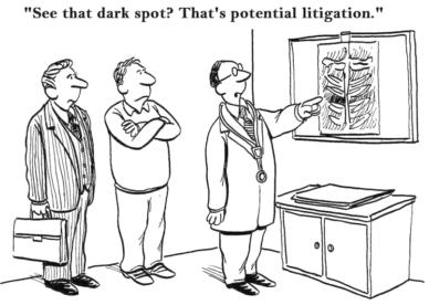 The Risks and Benefits of Civil Litigation