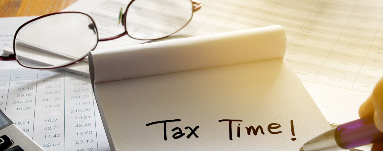 2018 Tax Time Tips & Resources