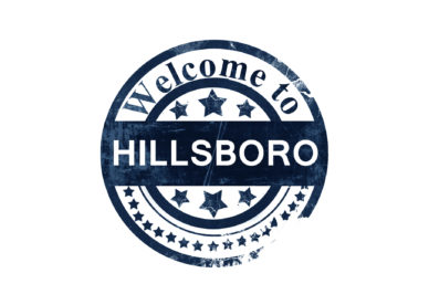 Welcome to Hillsboro, Oregon!