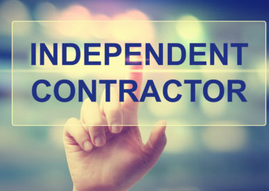 Employees and Independent Contractors: A Case of Apples and Oranges?