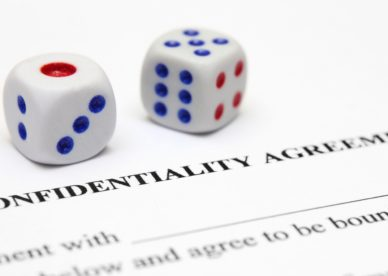 What Can A Confidentiality Agreement or NDA Do For My Business?